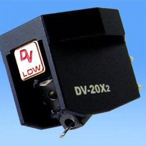 Cellule platine vinyle Dynavector DV 20 XL