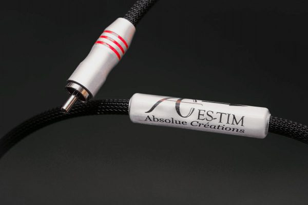 Câble de modulation RCA Absolue Creation ES-TIM