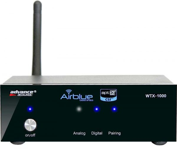 Récepteur Bluetooth Advance Acoustic WTX-1000