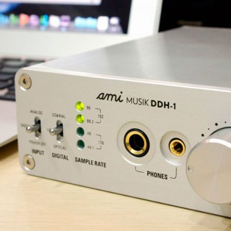 Ampli casque DAC AMI DS5