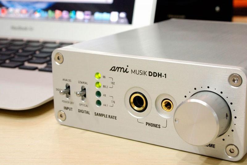 Ampli DAC AMI DS5