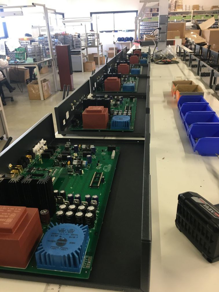 En visite à l'usine ATOLL