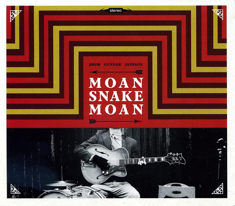 Bror Gunnar Jansson album Moan Snake Moan