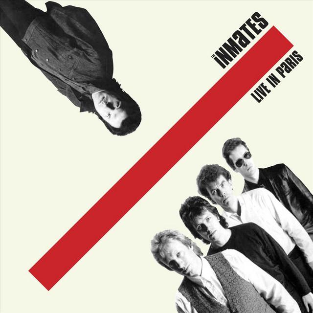 Inmates album Live in Paris