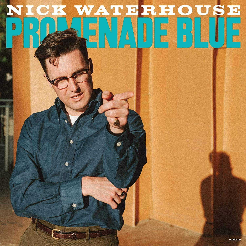 Nick Waterhouse album Promenade Blue