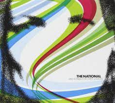 The National album Sad songs for Dirty lovers