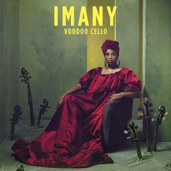 Imany album Voodoo Cello